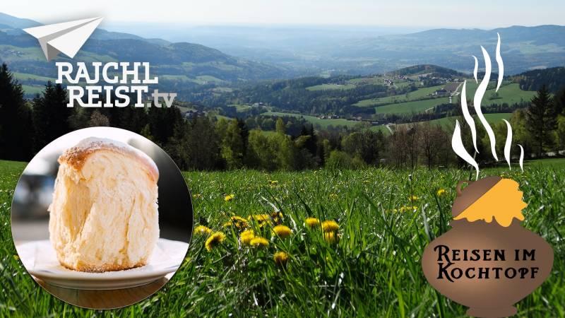 Riesenbuchteln aus der Steiermark