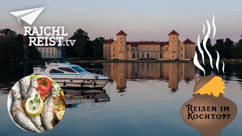 Brandenburg: Gebratene Maräne mit Hausboot-Idylle