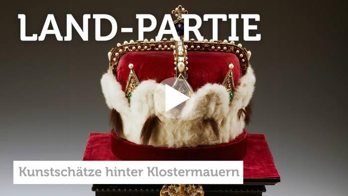 """Kaiserkrone und Kunst im """"Vierkanter Gottes"""""""