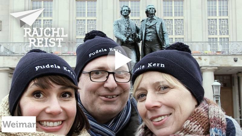 8 Highlights in der Heimat von Goethe und Schiller