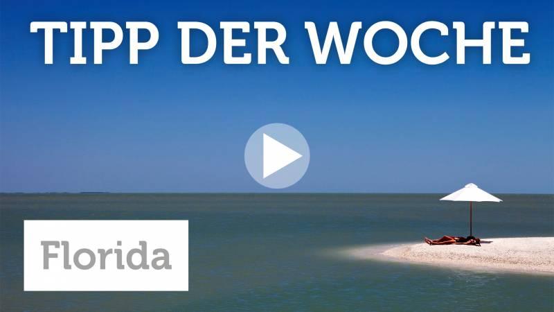 Florida: 3 Insel-Geheimtipps