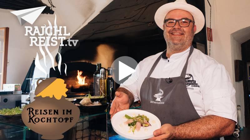 Ceviche auf Kärntnerisch: Roh gegarter Fisch aus Ossiach