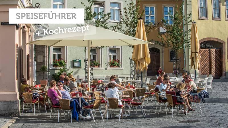 So schmeckt Thüringen: Bratwurst, Pommes und viel mehr
