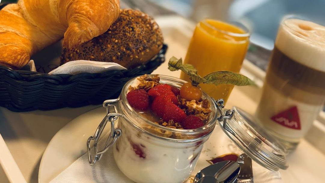 Frühstück vom Frühstücksgreißler