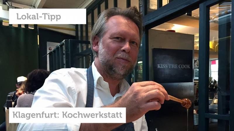 Kochwerkstatt Klagenfurt: Marktfrische Gaumenfreuden