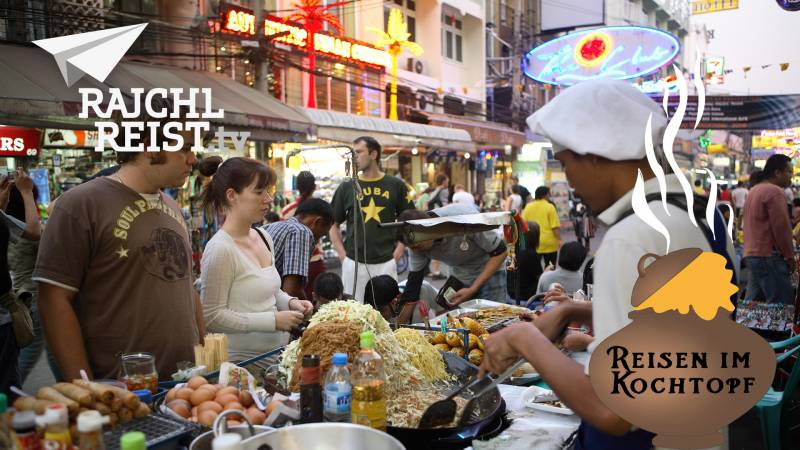 Thailand: Pad Thai mit Abenteuer in Bangkok