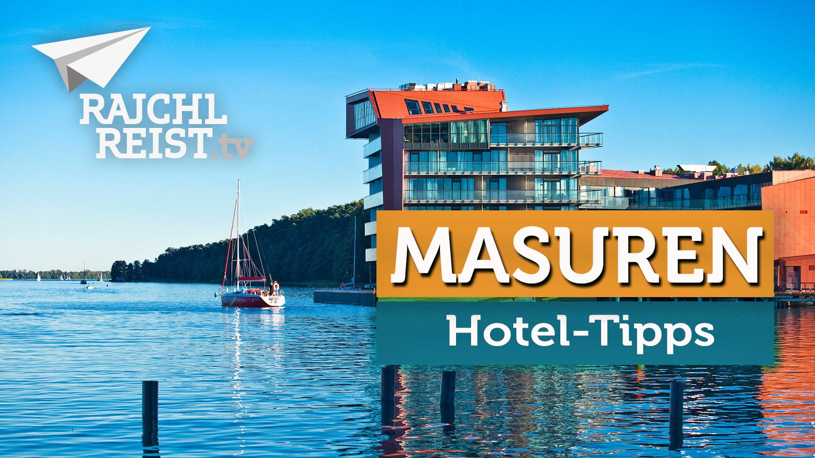 Polen: 6 feine Hotels in den Masuren