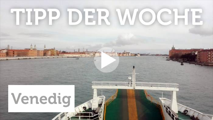 Venedig ohne Koffer schleppen: 4 Insider-Tipps