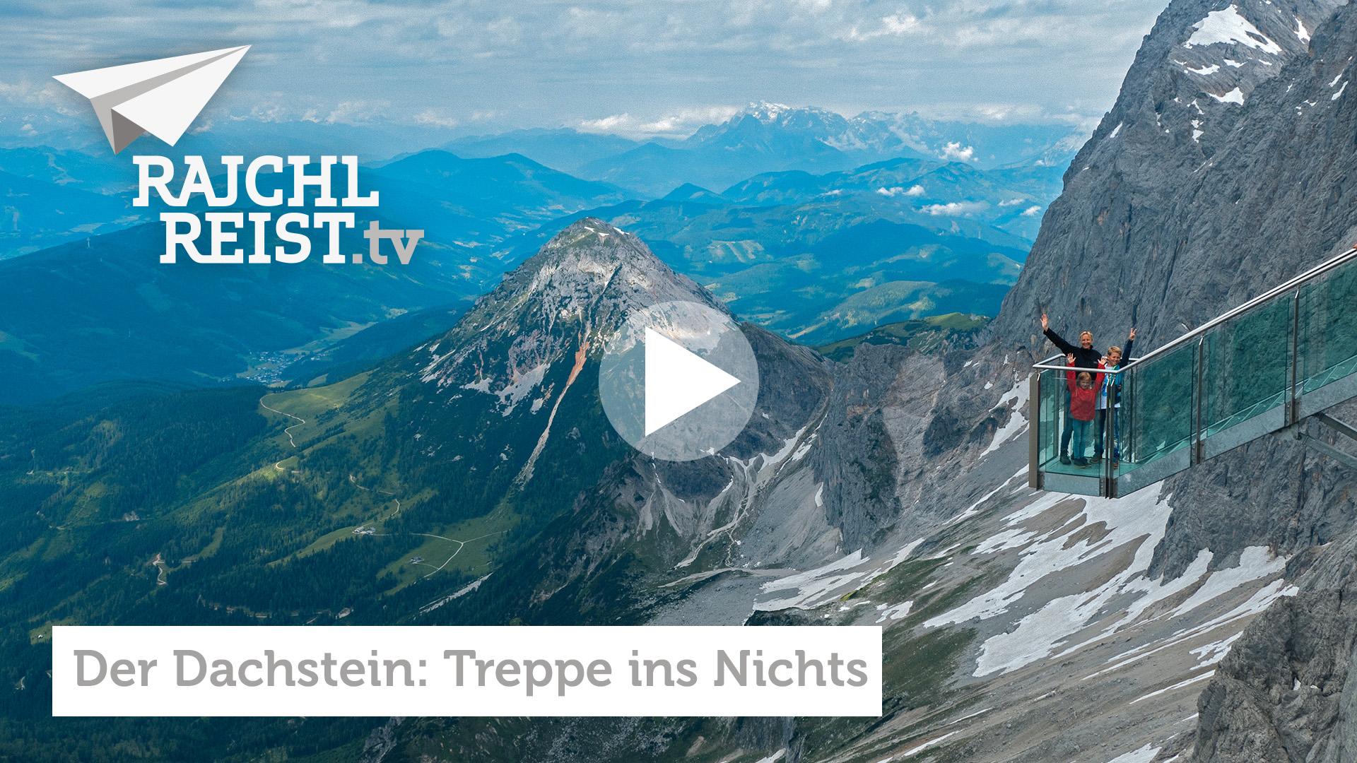 Steiermark: 4 Abenteuer auf dem Dachstein
