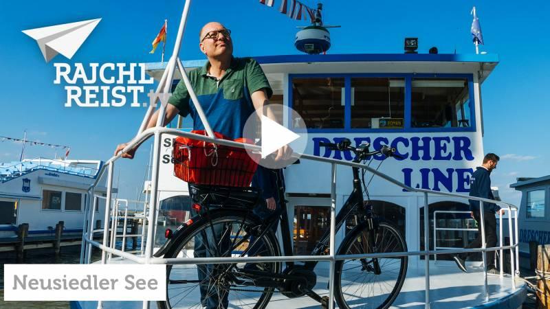 Radeln am Neusiedler See: 4 Orte, die Du einplanen solltest