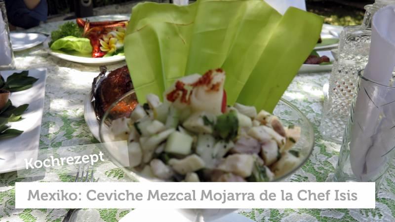 Mexiko: Ceviche mit Wurm