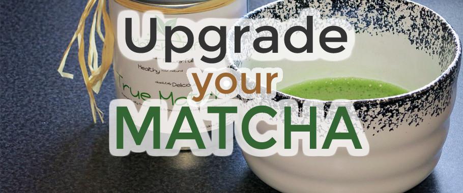 Bild: Matcha-Tee noch besser leckerer verbessern