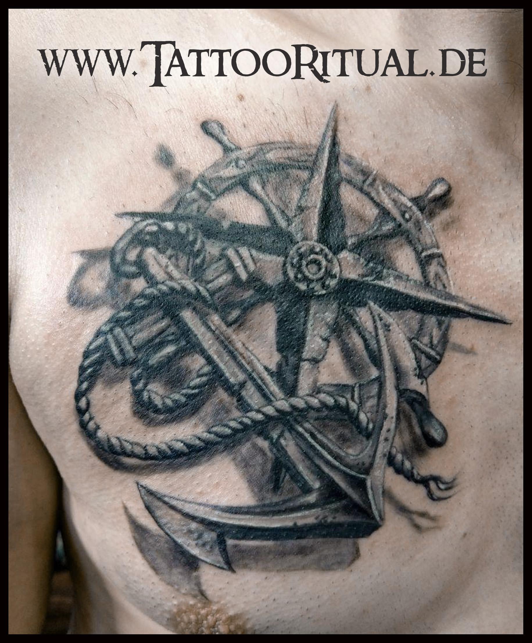 Tattoo-Pflege und anschließende Entgiftung - TattooRitual - Dein ... - Tattoo Nachbehandlung