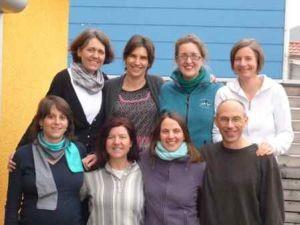Treffen einiger Iropé-Mitglieder im Frühjahr 2013