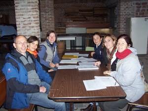 Iropé-Treffen in Las Cuevas mit Miriam Rau und Estefania Olivero