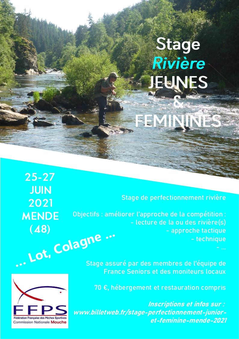 Stage Jeunes & Féminines