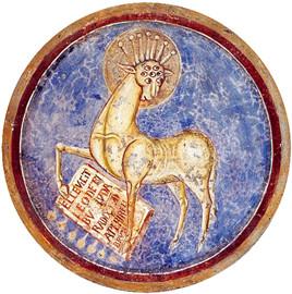 Agnus Dei dignus est accipere librum