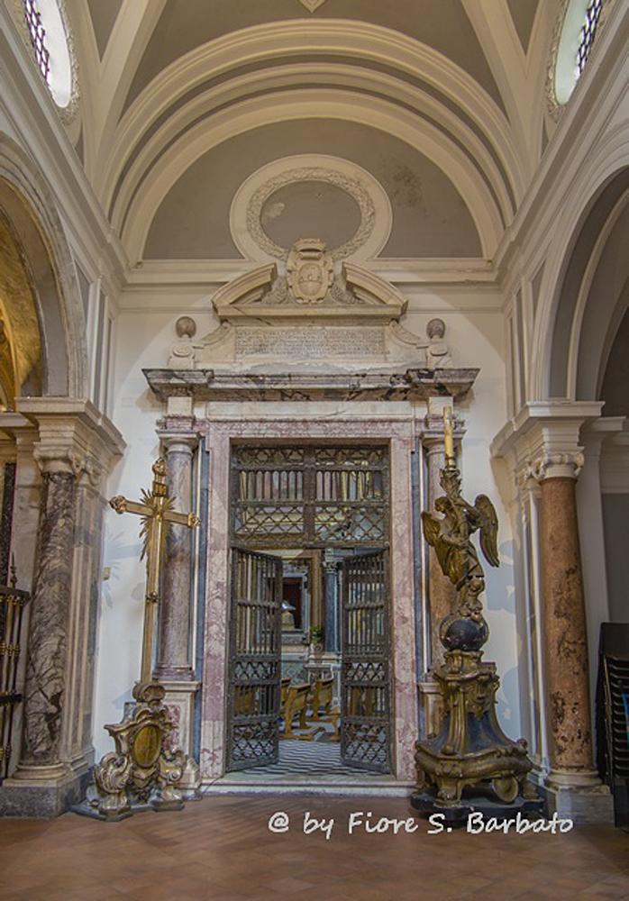 Il Portale di G. DOSIO, finalmente restaurato