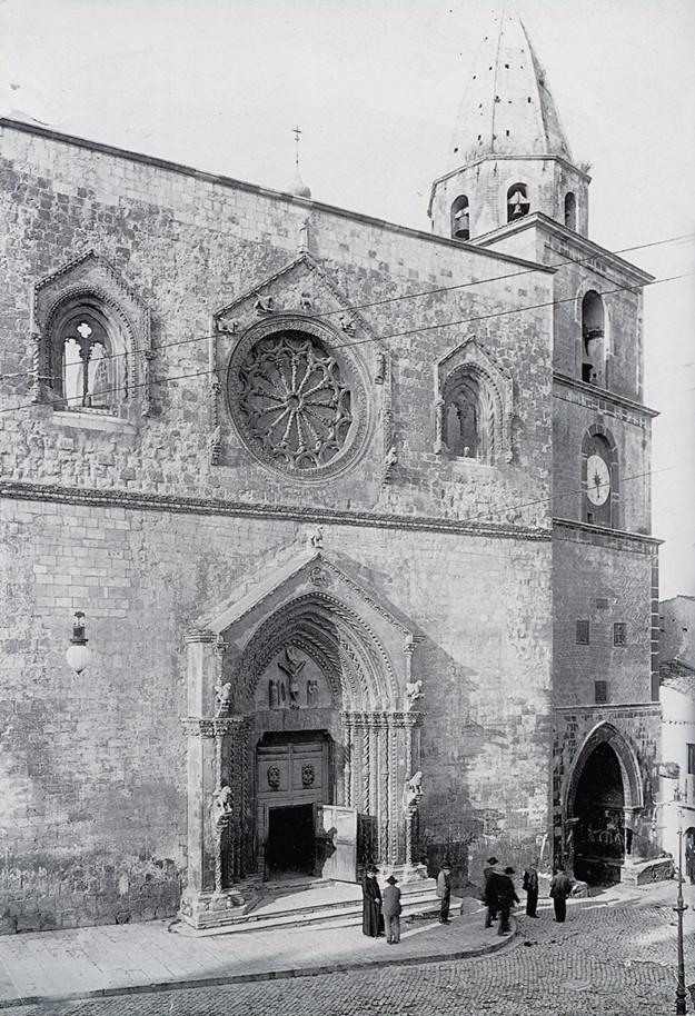Cattedrale di S. Pardo Anni Cinquanta