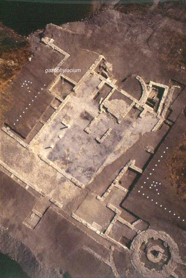 San Giusto chiesa A e gazophylacium