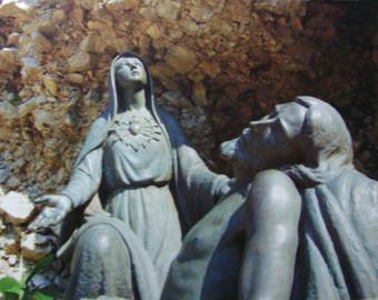 """Trionfo del Cuore Immacolato """"Ecce Agnus Dei"""""""