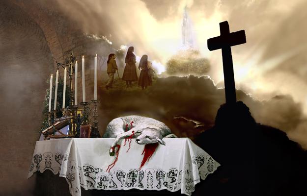 « Ecco l'Agnello d Dio, colui che toglie il peccato del mondo! »