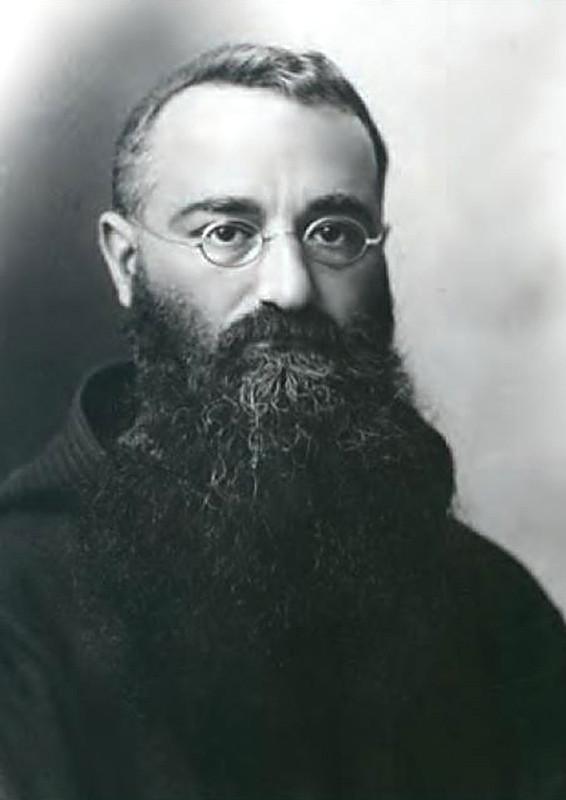 Padre Pietro Paradiso da Ischitella (1879-1924); fu Ministro provinciale per due mandati consecutivi, fino alla sua prematura scomparsa (1919-1924)