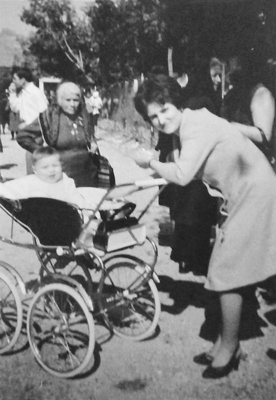 Questa è mia madre, col mio fratello maggiore (1966)