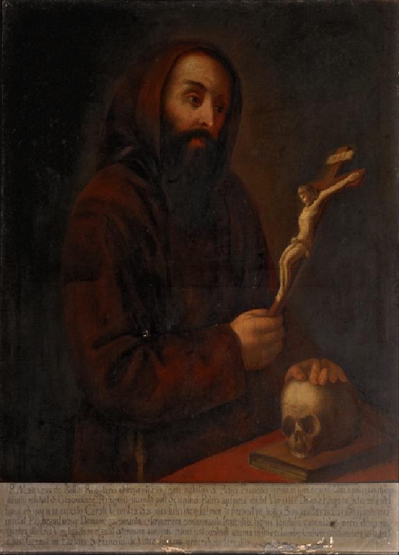 ANONIMO, padre Matteo da Bascio (XVI sec.)