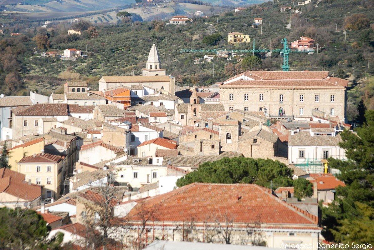 il Centro storico medievale di Larino