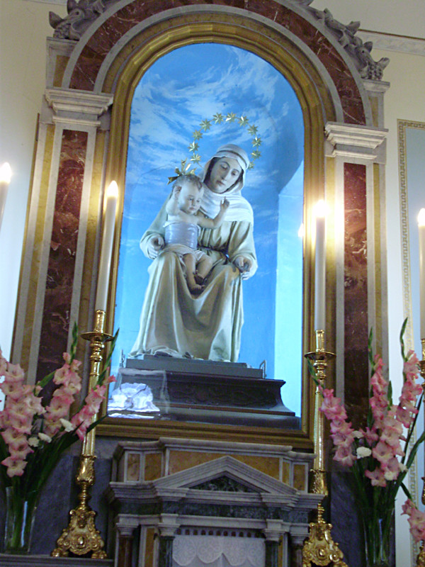 Maria Santissima della Difesa ...