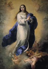 Signum magnum Donna vestita di sole