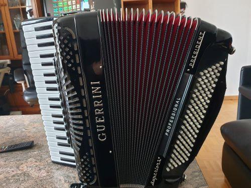 muzička oprema Geneve
