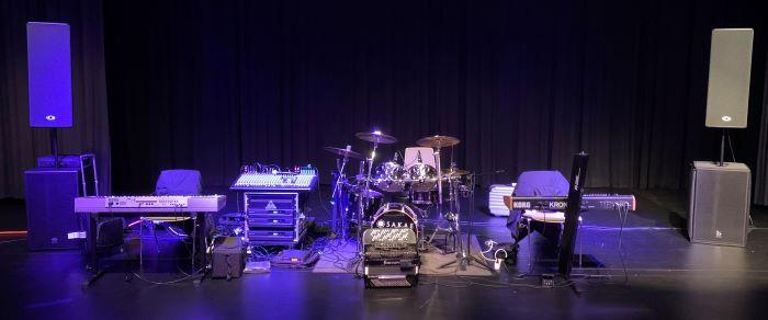 muzička oprema Lausanne
