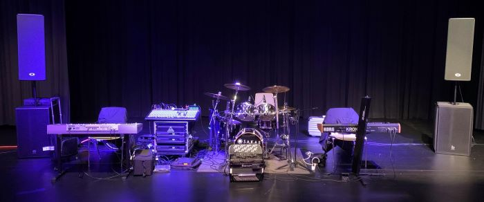 muzička oprema Winterthur