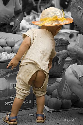 Chinese diaper