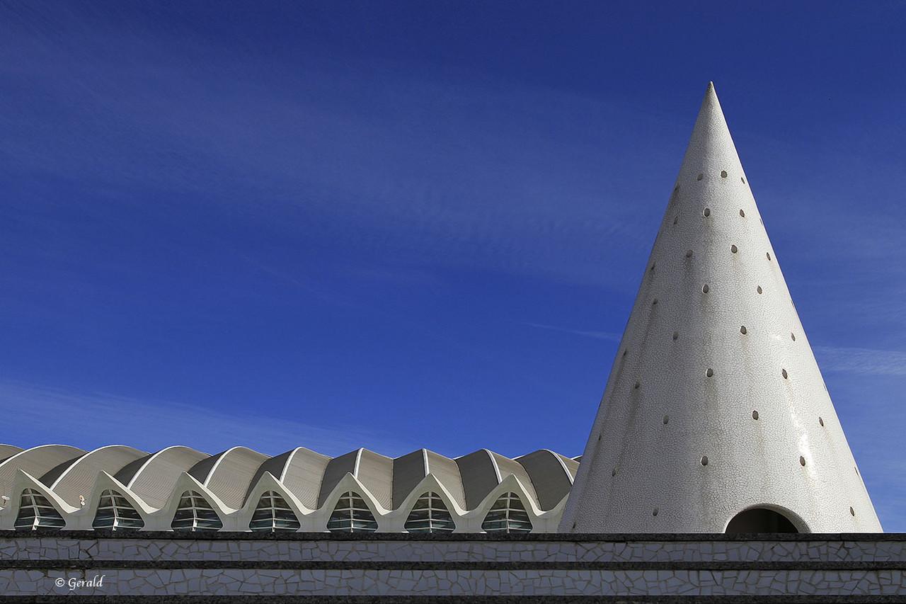 Valencia, architect Calatrava