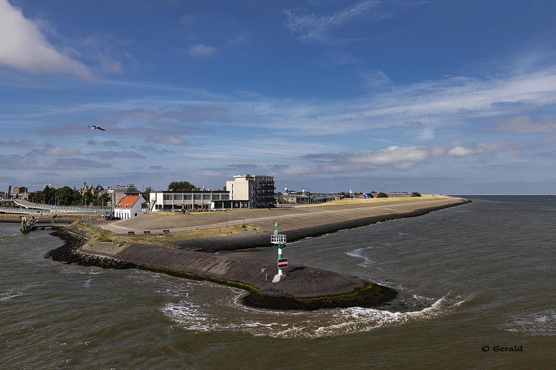 Harbour Den Helder, Netherlands