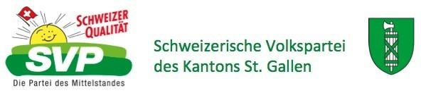 Schweizerische Volkspartei des Kantons St. Gallen (SVP SG)