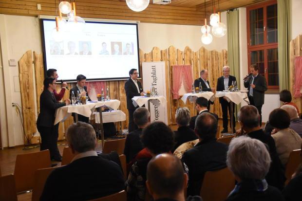 Martin Sailer; Karl Brändle; Christian Spoerlé; Ruben Schuler, Noah Menzi