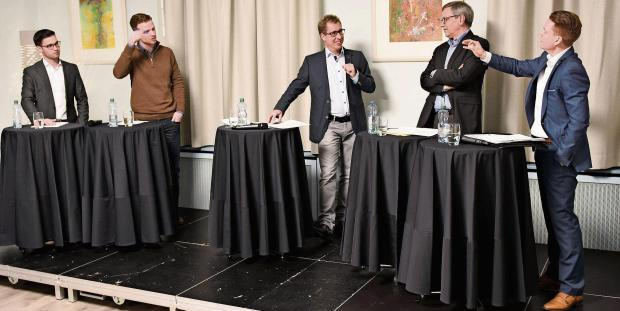 Sascha Schmid, André Moesch