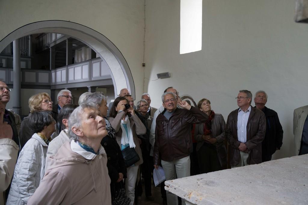Kirchbauvereinsmitglieder