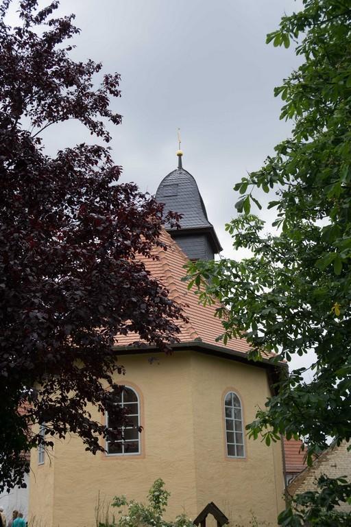 2. Station Kirche Kleinlöbichau