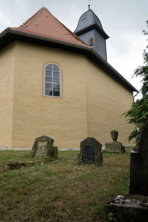 Kirche Kleinlöbichau