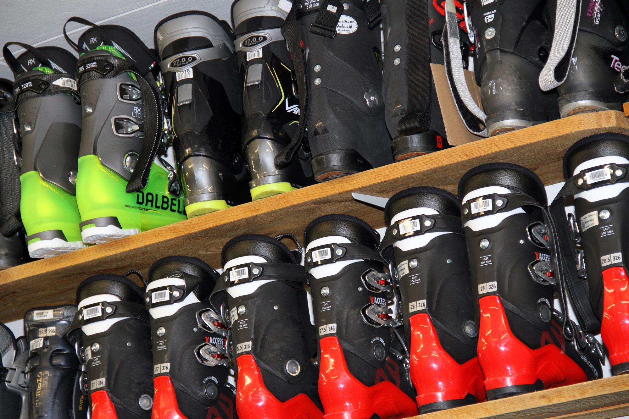 Skiverleih Kleinwalsertal – Sporthaus Edelweiss, Ski online buchen, alles für die Piste