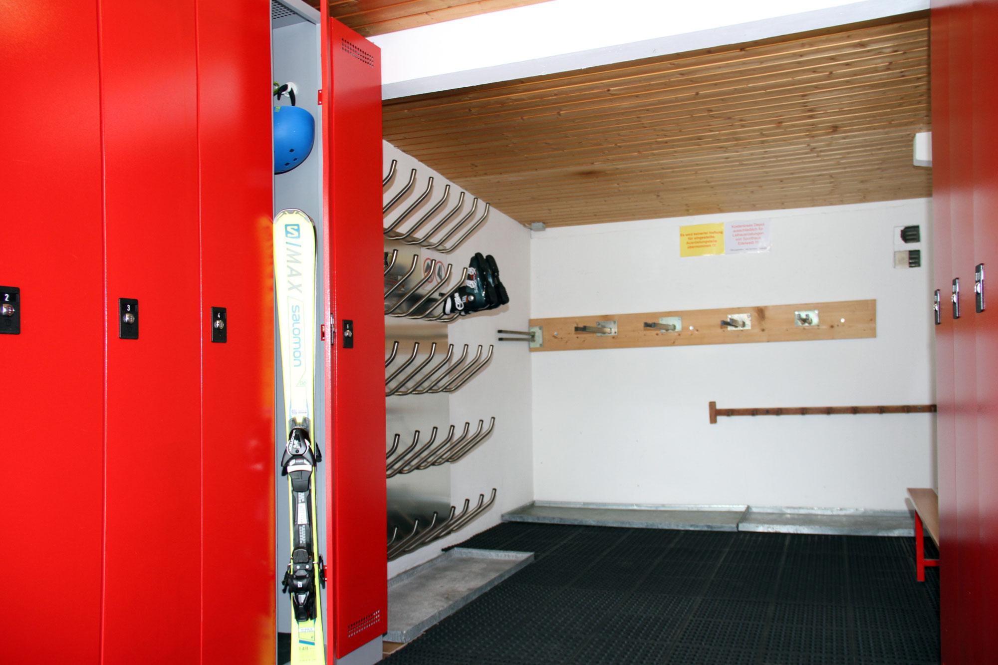 Skiverleih Kleinwalsertal – Skidepot für Kunden