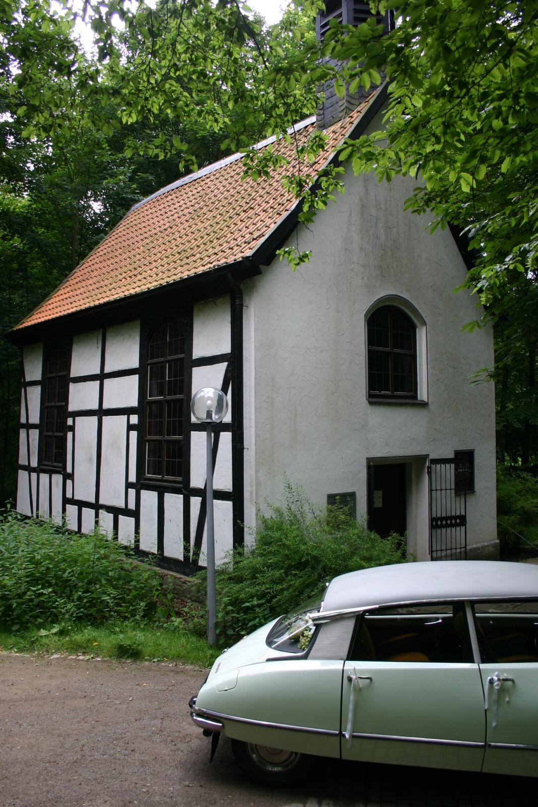 ev. Kapelle, Wischlingen
