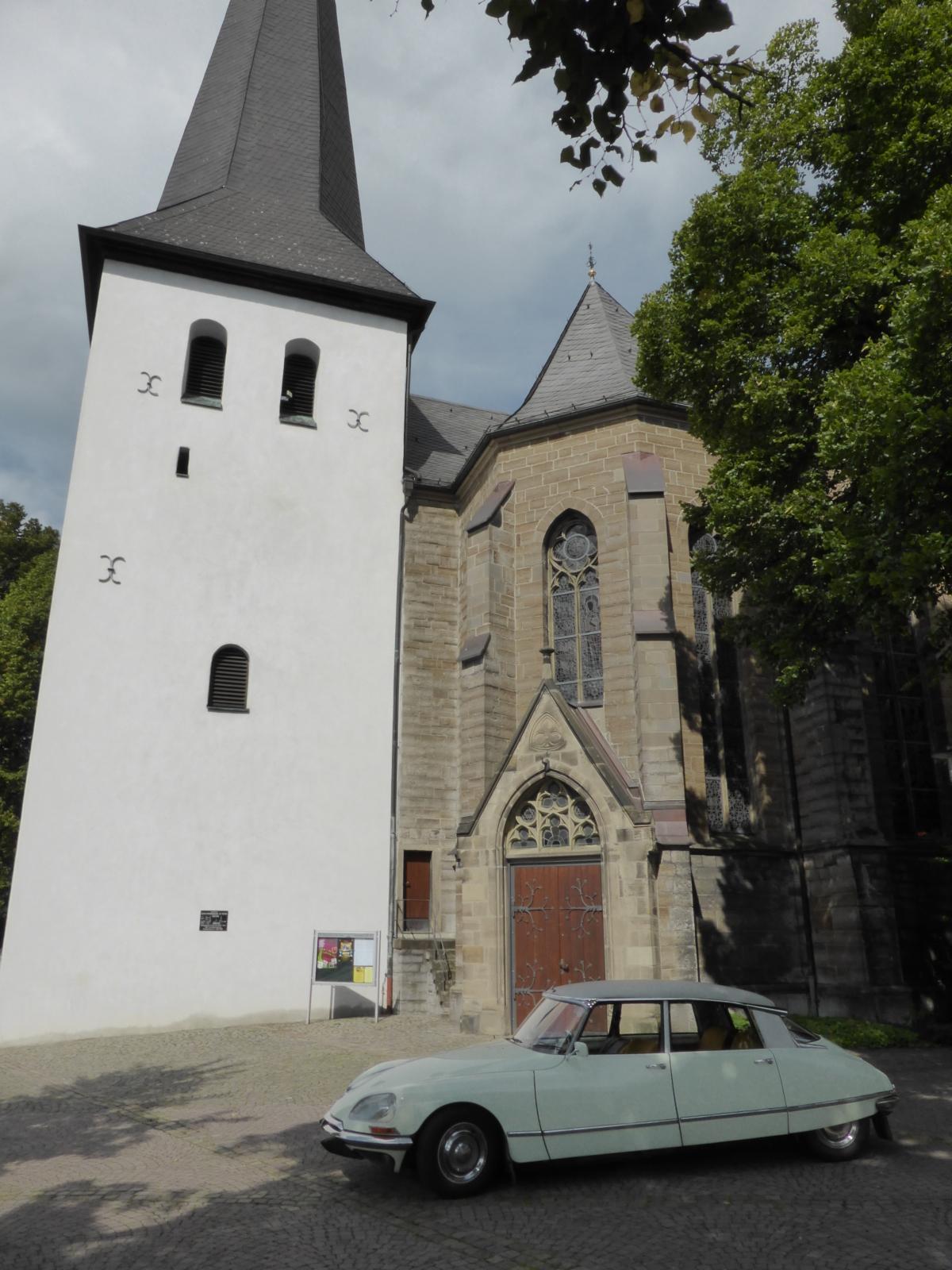 St. Petri, Hüsten