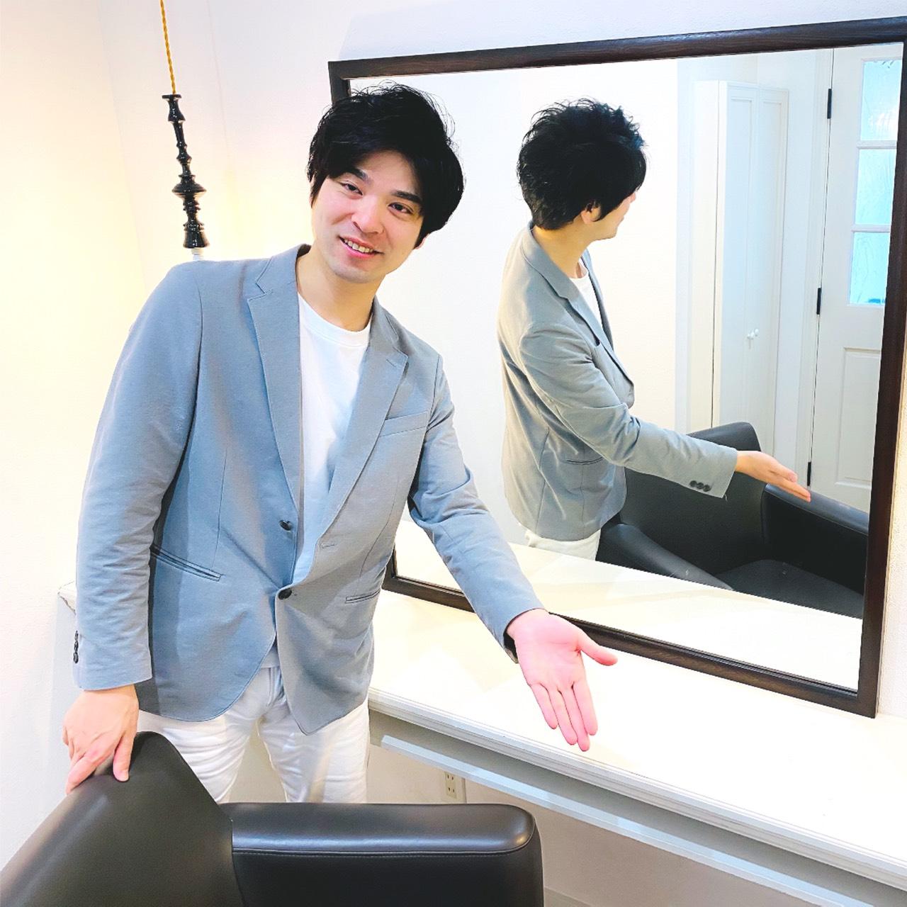 【NEWオープン♪】Men's Salon/メンズサロン