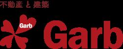 不動産と建築 株式会社ガーブ ロゴマーク